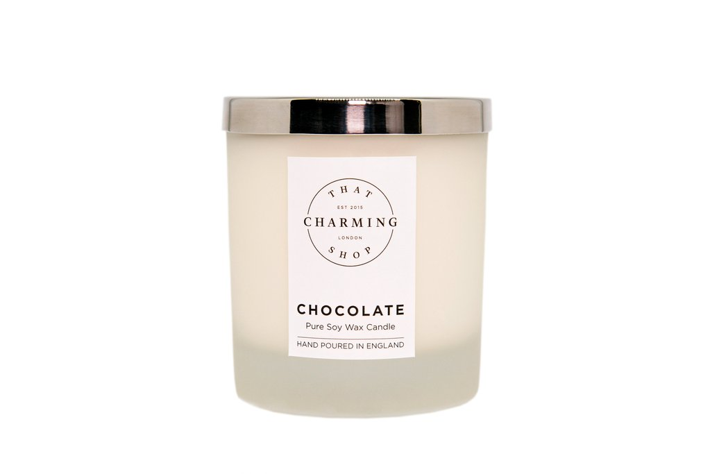 Chocolate Deluxe Candle