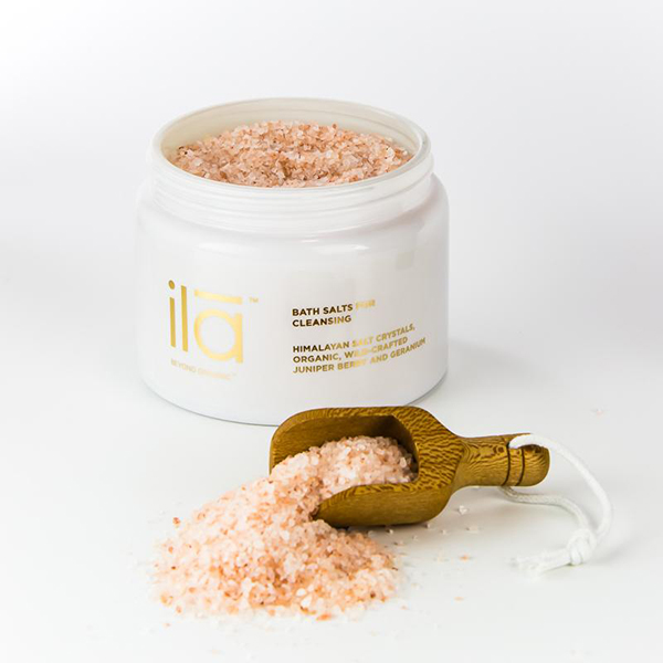 ILA Bath Salts For Cleansing