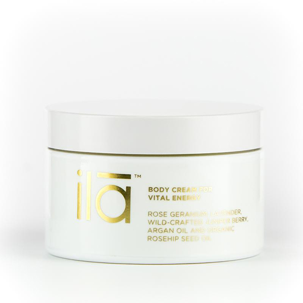 ILA Body Cream For Vital Energy