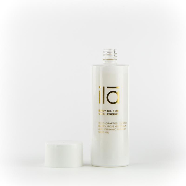 ILA Body Oil For Vital Energy
