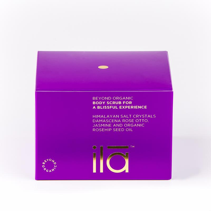 ILA Body Scrub For A Blissful Experience