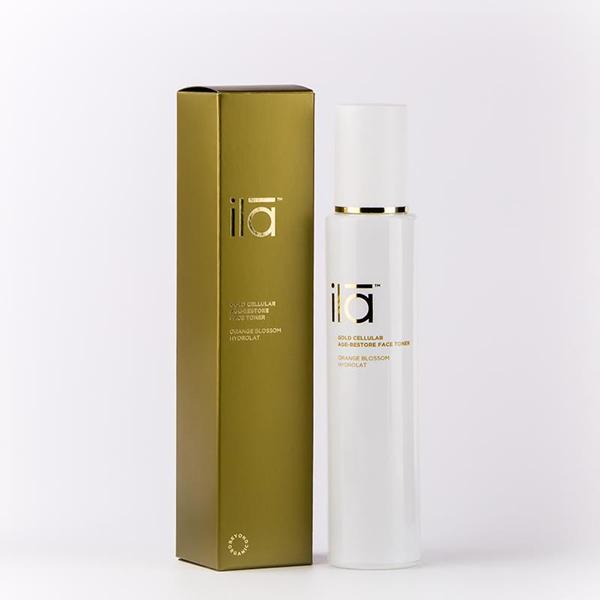 ILA Gold Cellular Age-Restore Face Toner