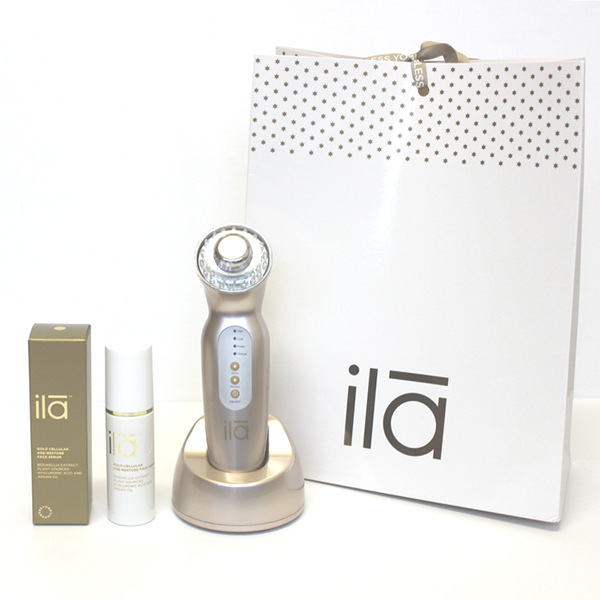 ILA Gold Cellular Gift Set