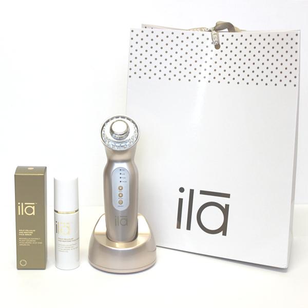 ILA Gold Cellular Gift Set
