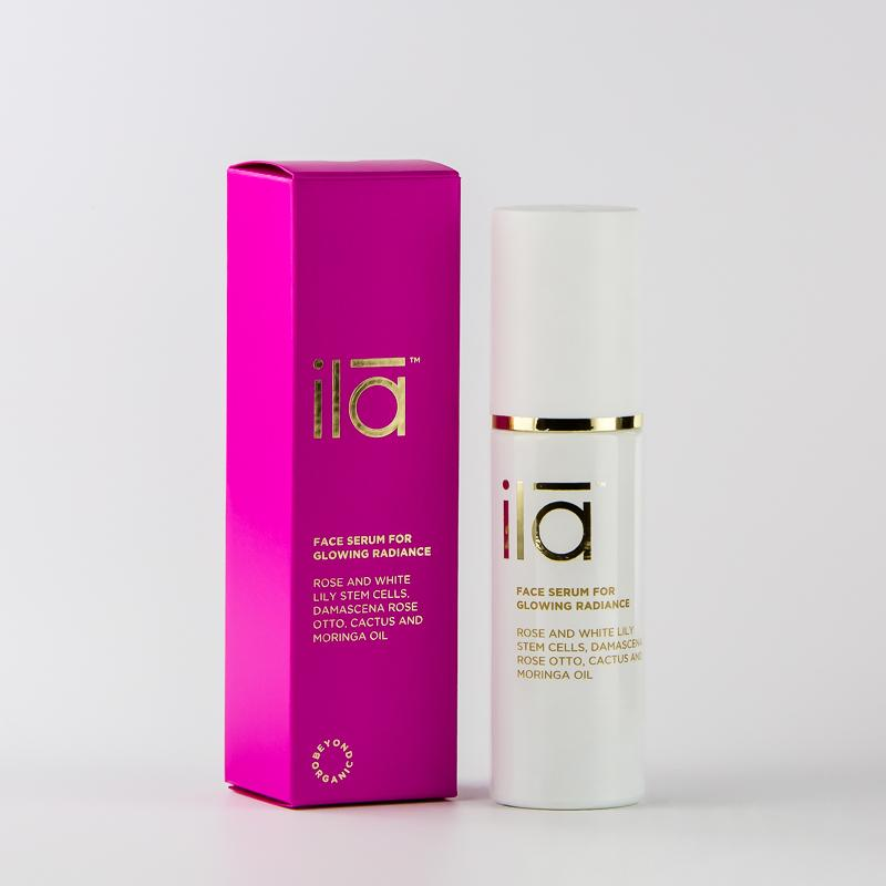 ILA Face Serum For Glowing Radiance
