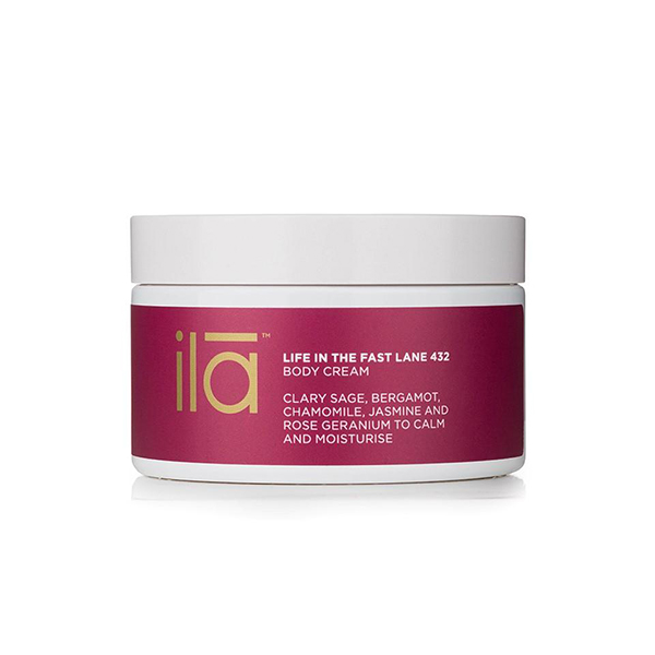 ILA Life in the Fast Lane 432 Body Cream