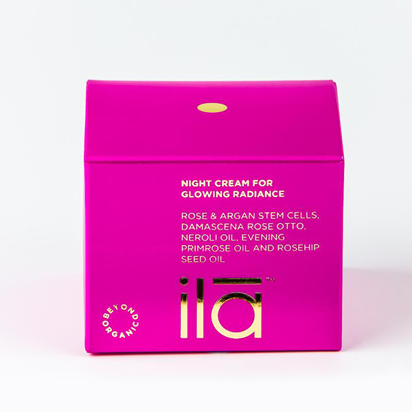 ILA Night Cream For Glowing Radiance