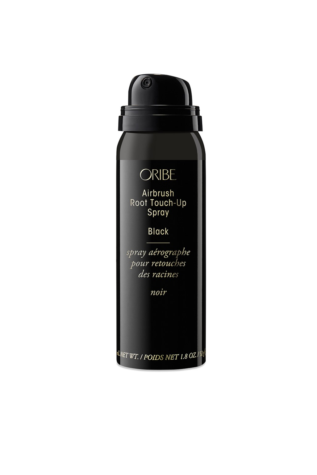 Airbrush Root Touch-Up Spray (Black)