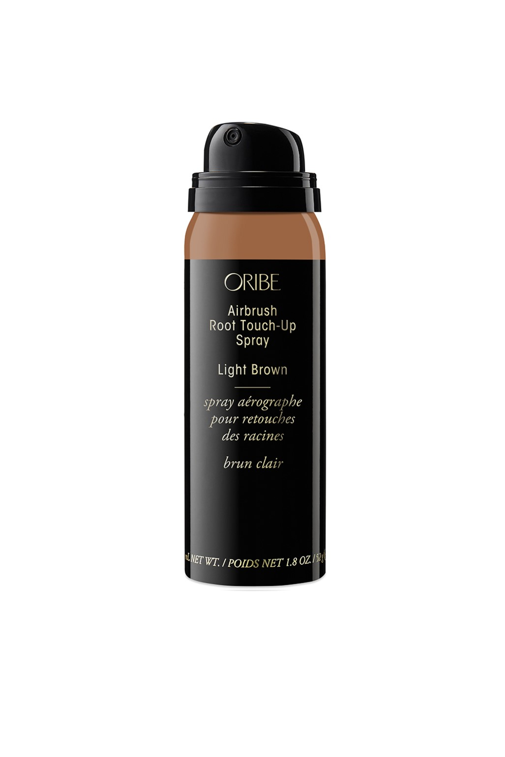 Airbrush Root Touch-Up Spray – Light Brown