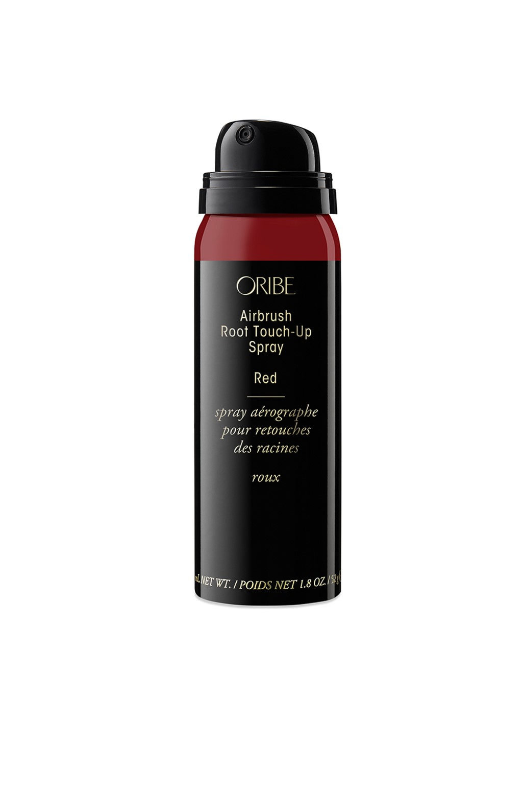 Airbrush Root Touch-Up Spray – Red