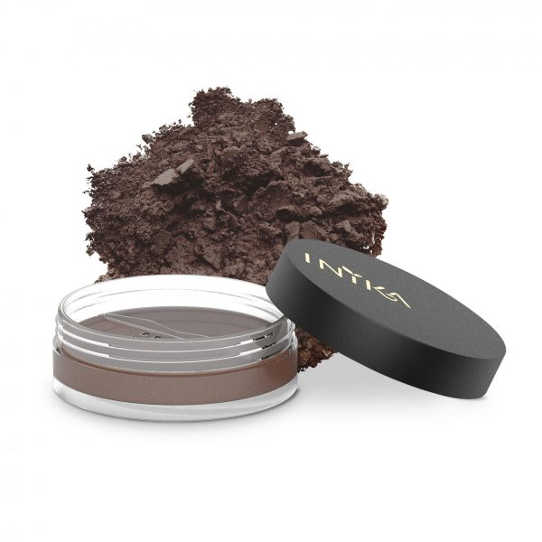 INIKA Loose Mineral Foundation 8g Fortitude With Product