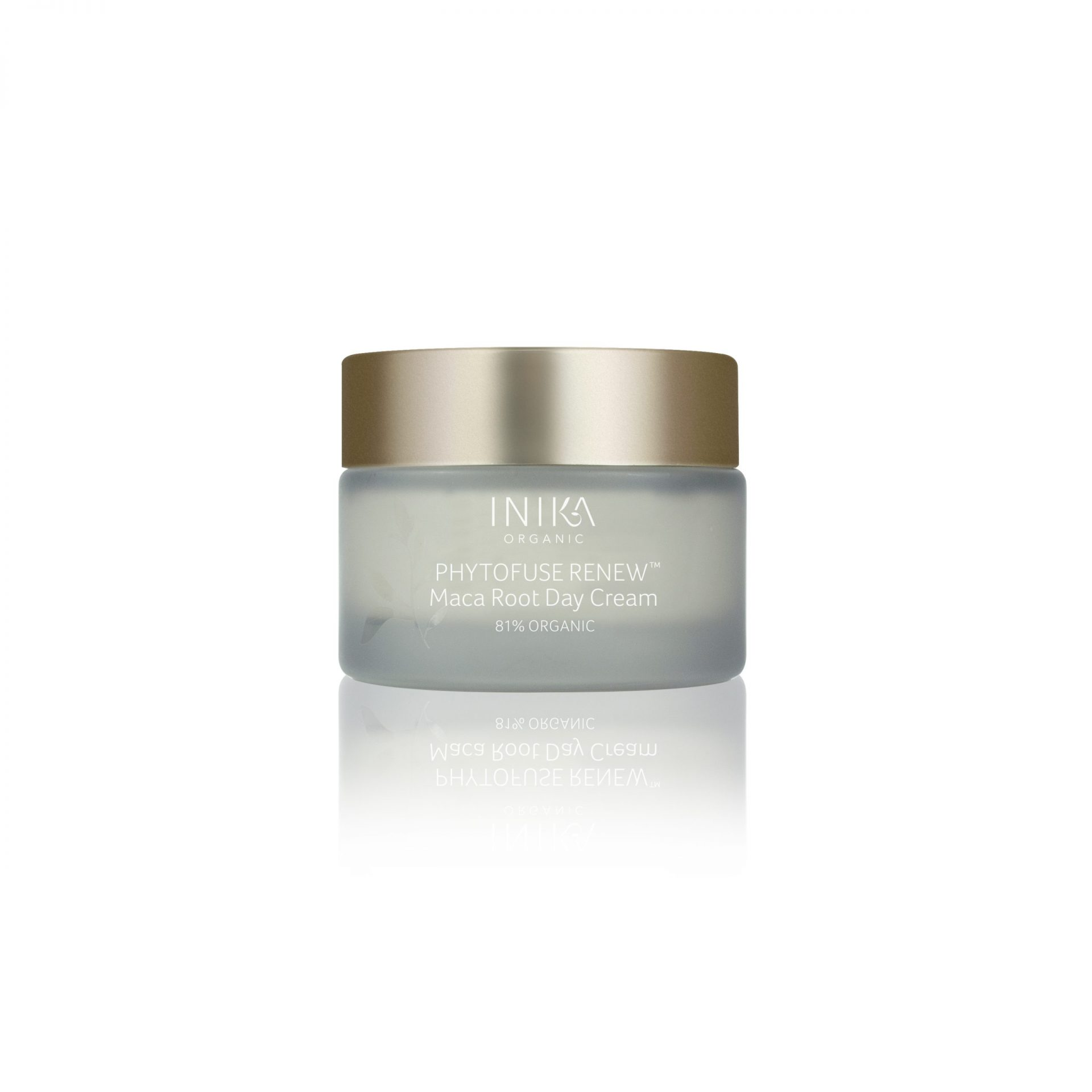 INIKA Phytofuse Renew Maca Root Day Cream