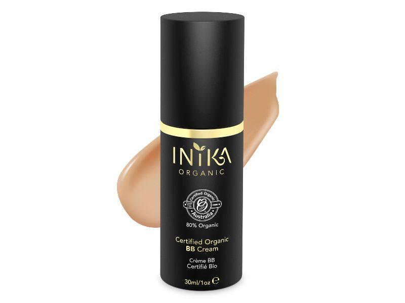 INIKA Certified Organic BB Cream – Beige