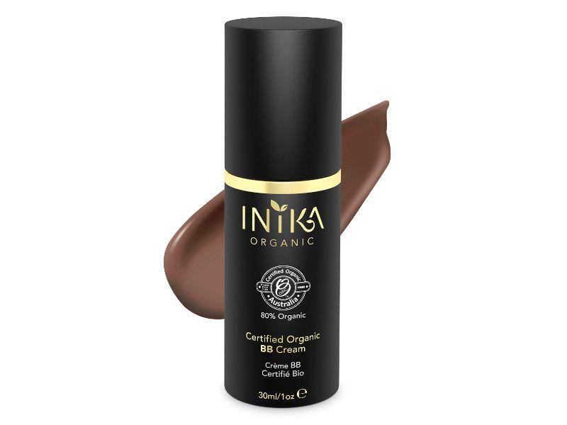 INIKA Certified Organic BB Cream – Cocoa