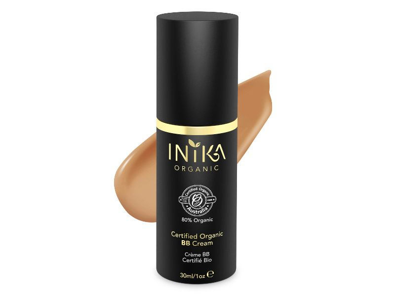INIKA Certified Organic BB Cream – Honey