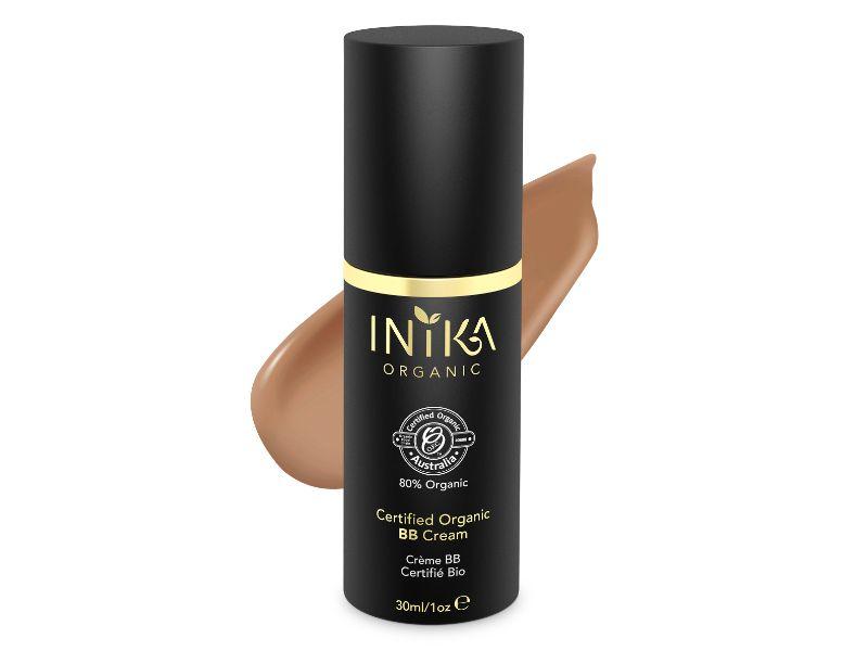 INIKA Certified Organic BB Cream – Tan
