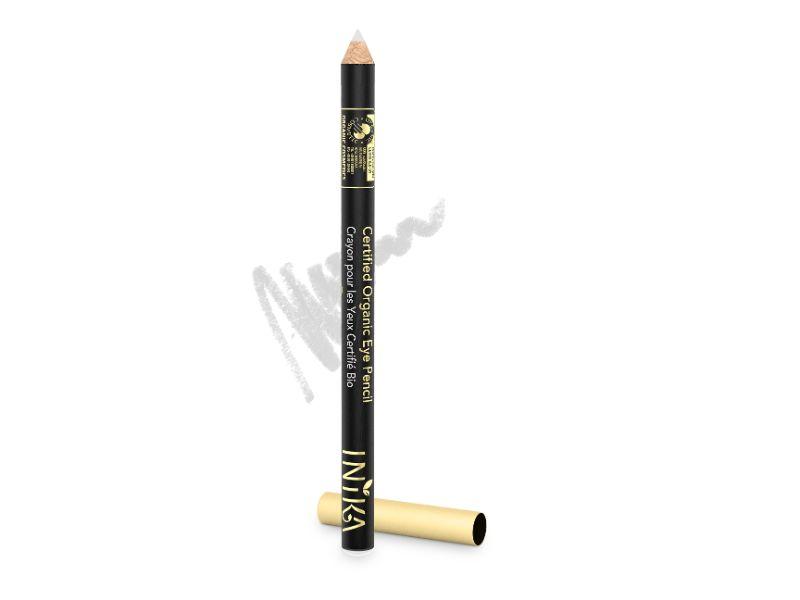 INIKA Certified Organic Eye Pencil – White Crystal