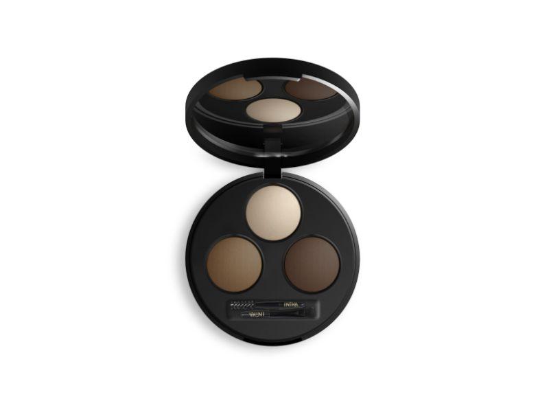 INIKA Brow Define Palette Chestnut
