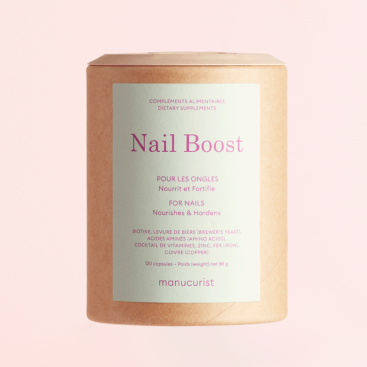 Nail Boost