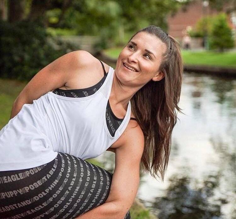 Jade yoga teacher - Yoga Winchester